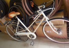 Renowacja starych rowerów